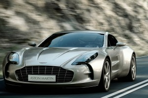 Aston Martin: the coolest brand in Britain 2010
