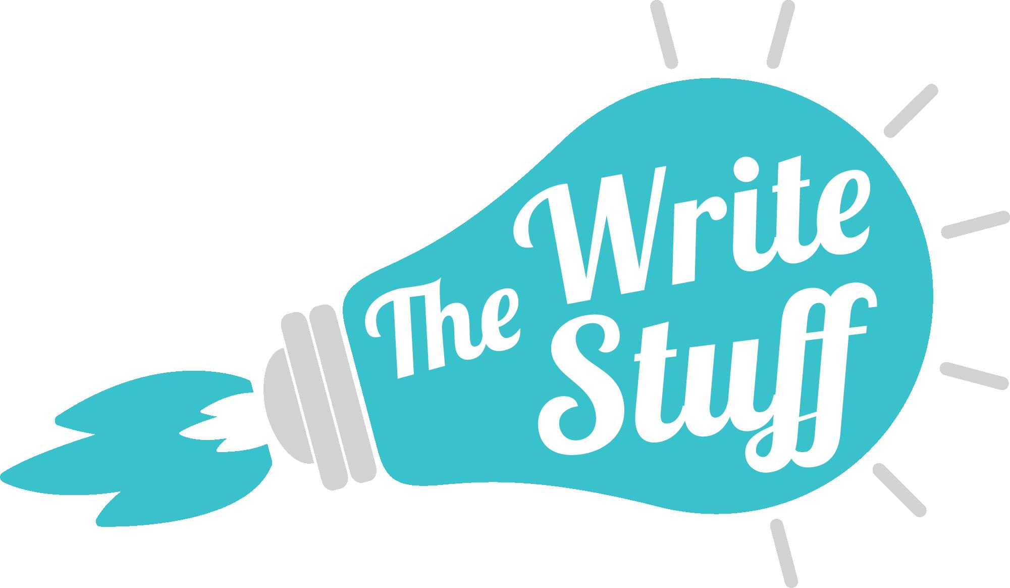 The Write Stuff copywriting logo